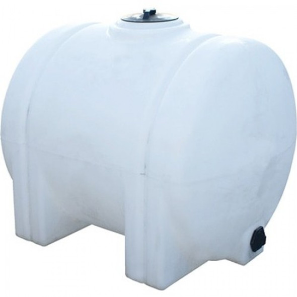 125 Gallon Horizontal Leg Tank | 40298
