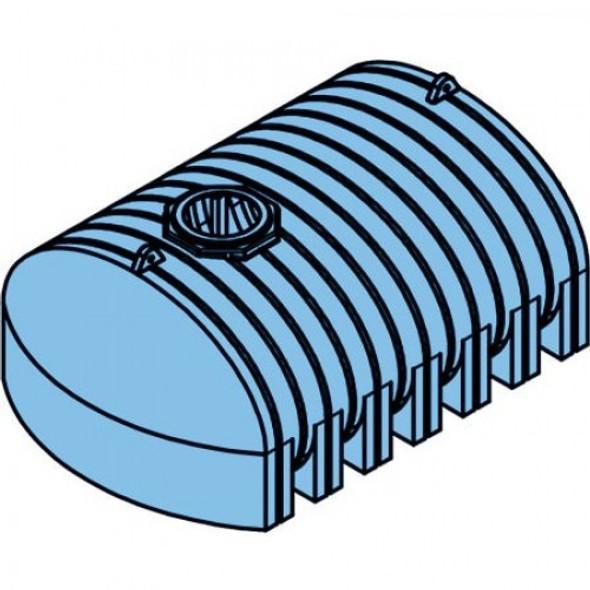 1600 Gallon Heavy Duty Elliptical Leg Tank | 43167
