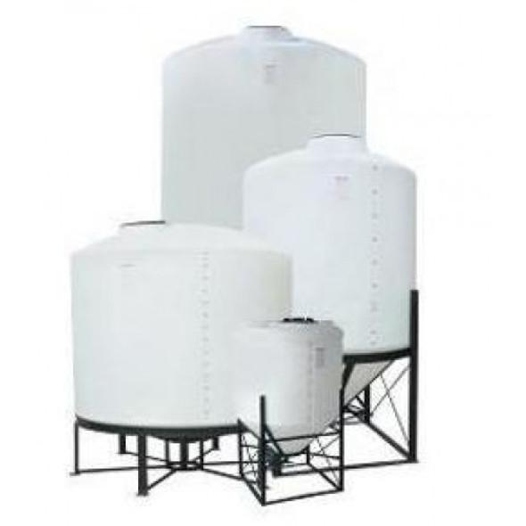 2500 Gallon Cone Bottom Tank | 40066