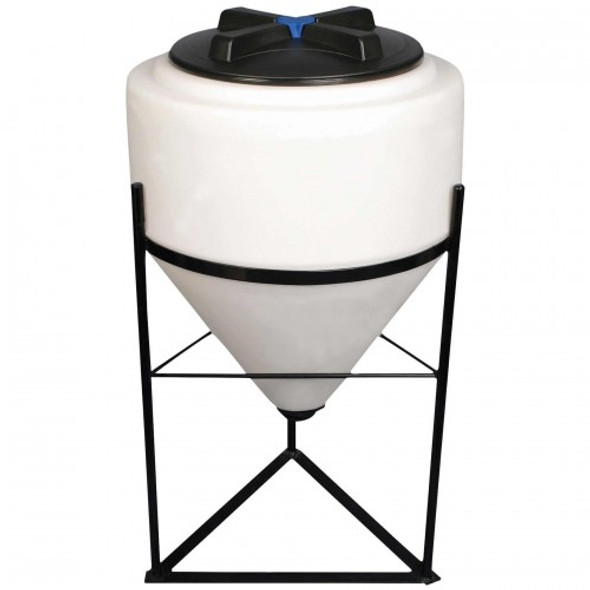 60 Gallon Inductor Cone Bottom Tank | 62205