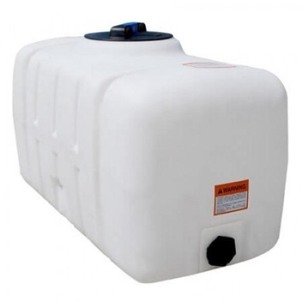 100 Gallon Flat Bottom Utility Tank | 42343