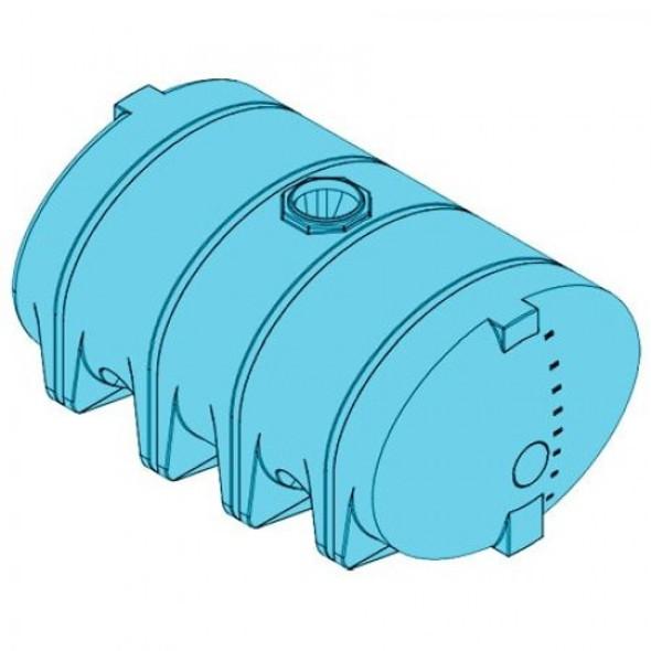 2610 Gallon Heavy Duty Drainable Leg Tank   | 41383