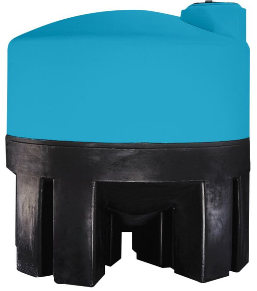1600 Gallon Heavy Duty Cone Bottom Tank with Polystand | 40815