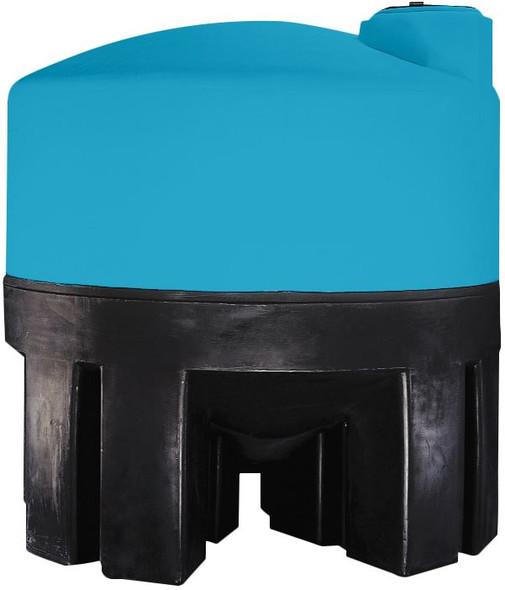 3000 Gallon Heavy Duty Cone Bottom Tank with Polystand | 40799