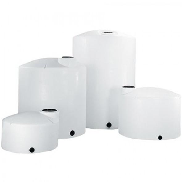 70 Gallon Vertical Plastic Storage Tank | 1007200C26