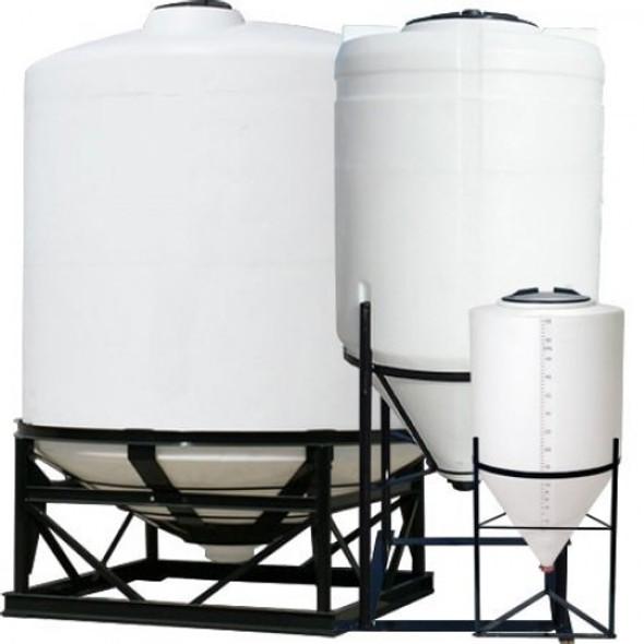 500  Gallon Cone Bottom Tank | 6190000N45