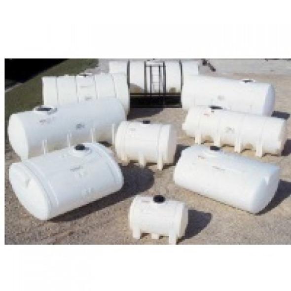125 Gallon Horizontal Leg Tank | 1003600C26