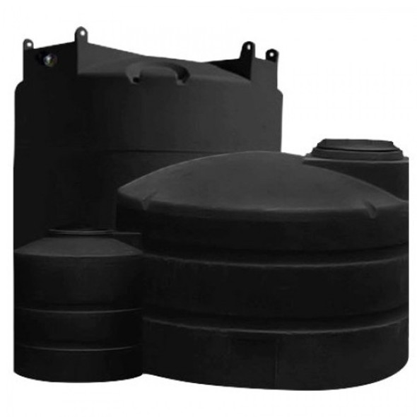 550 Gallon Vertical Water Storage Tank | WB33