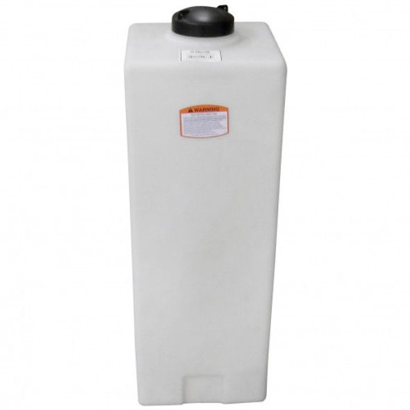 35 Gallon Flat Bottom Utility Tank | 44873