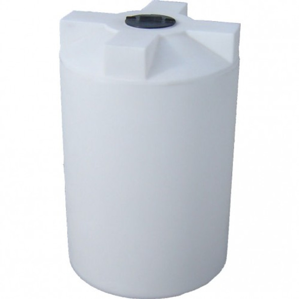 130 Gallon Vertical Plastic Storage Tank | 44102