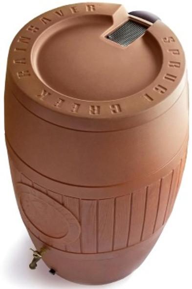 54 Gallon Rain Barrel Rainwater Collection Tank