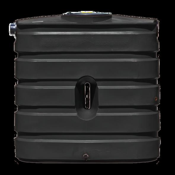 130 Gallon Slimline Rainwater Collection Tank