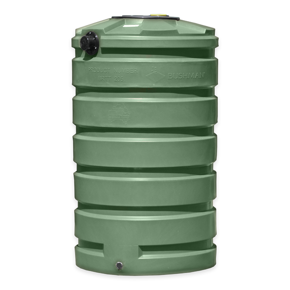 205 Gallon Rainwater Collection Tank