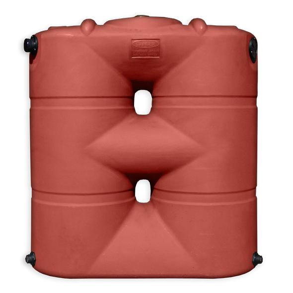 265 Gallon Slimline Rainwater Collection Tank