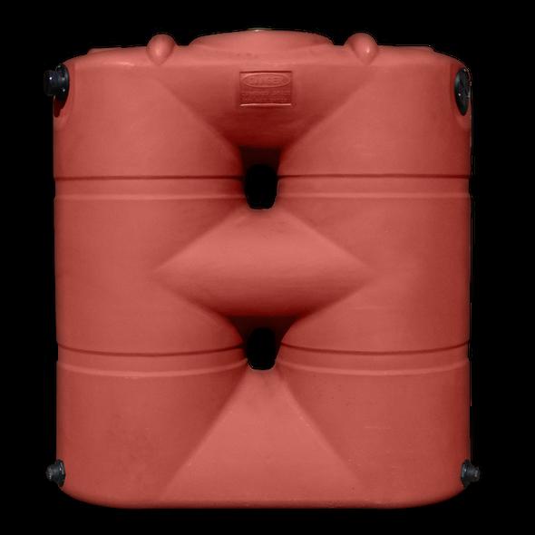265 Gallon Slimline Rainwater Collection Tank