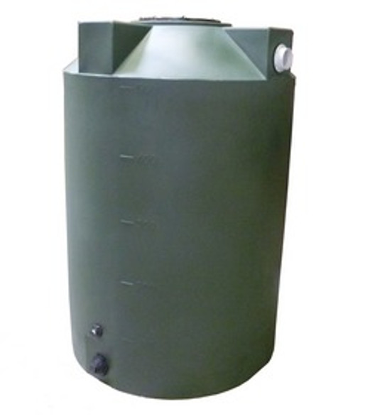 500 Gallon Rainwater Collection Tank