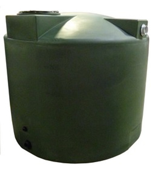 1000 Gallon Rainwater Collection Tank