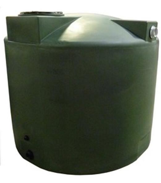 1000 Gallon Rainwater Collection Tank