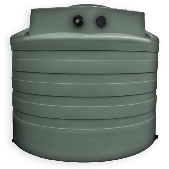 2650 Gallon Rainwater Collection Tank