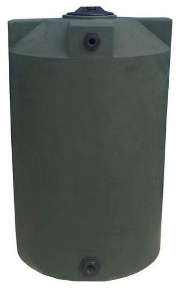 200 Gallon Vertical Water Storage Tank