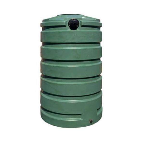 205 Gallon Vertical Water Storage Tank