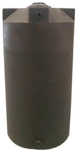 250 Gallon Vertical Water Storage Tank