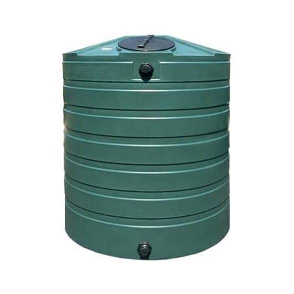 865 Gallon Vertical Water Storage Tank