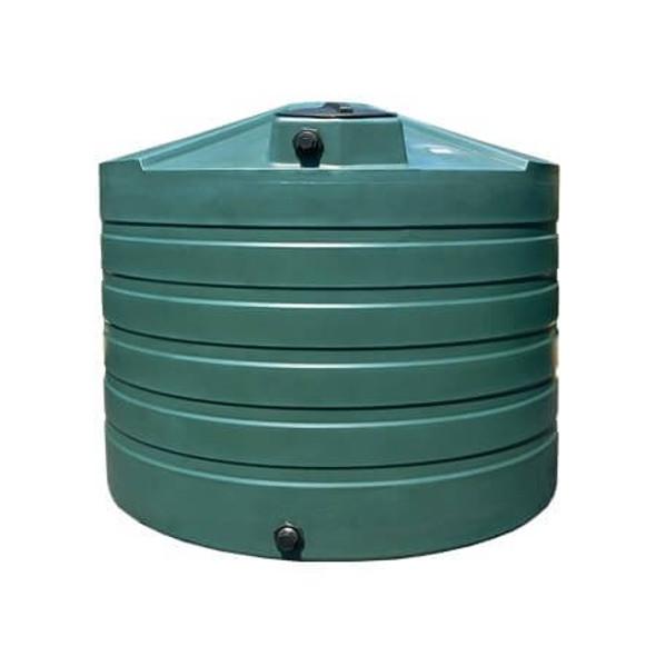1320 Gallon Vertical Water Storage Tank