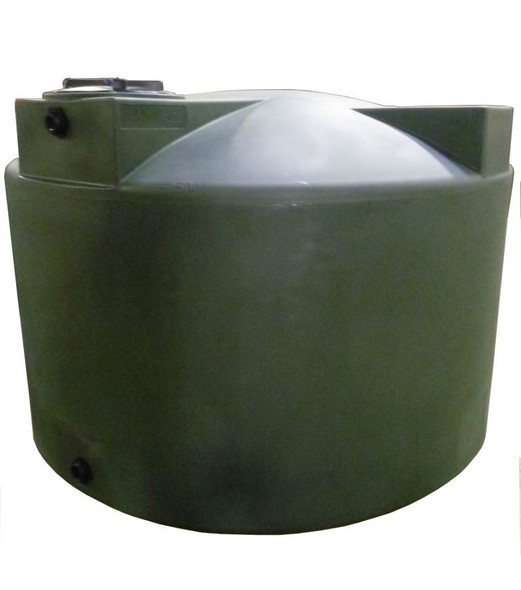 1500 Gallon Vertical Water Storage Tank