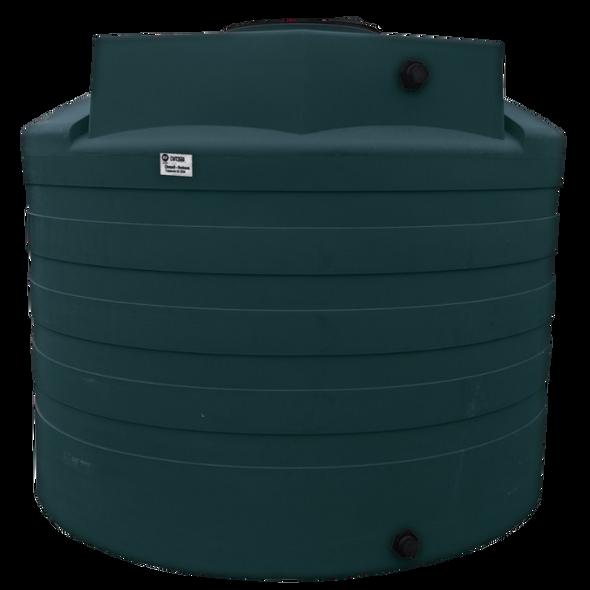 2650 Gallon Vertical Water Storage Tank