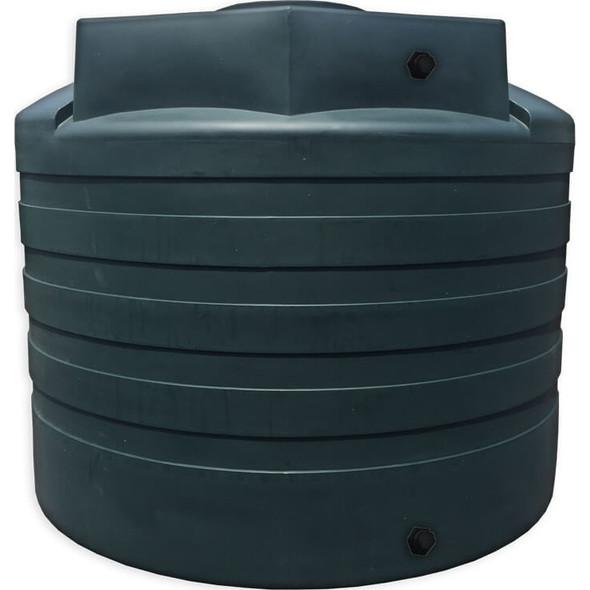 3100 Gallon Vertical Water Storage Tank