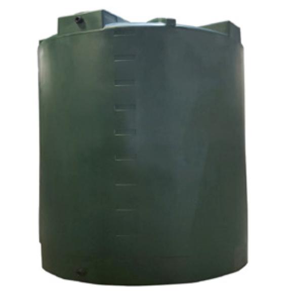 6500 Gallon Vertical Water Storage Tank