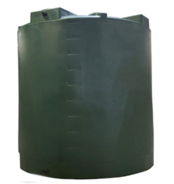 10000 Gallon Vertical Water Storage Tank