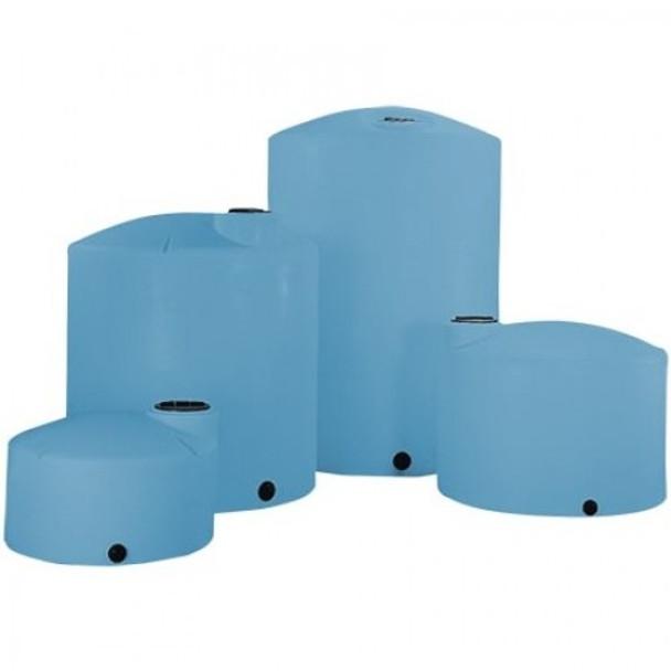 2000 Gallon Heavy Duty Vertical Plastic Storage Tank | 47564