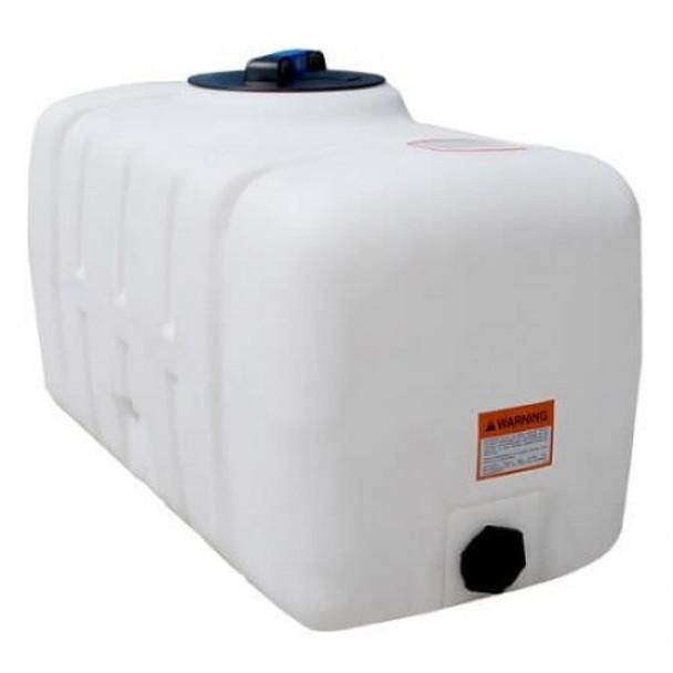 50 Gallon Flat Bottom Utility Tank | 42341