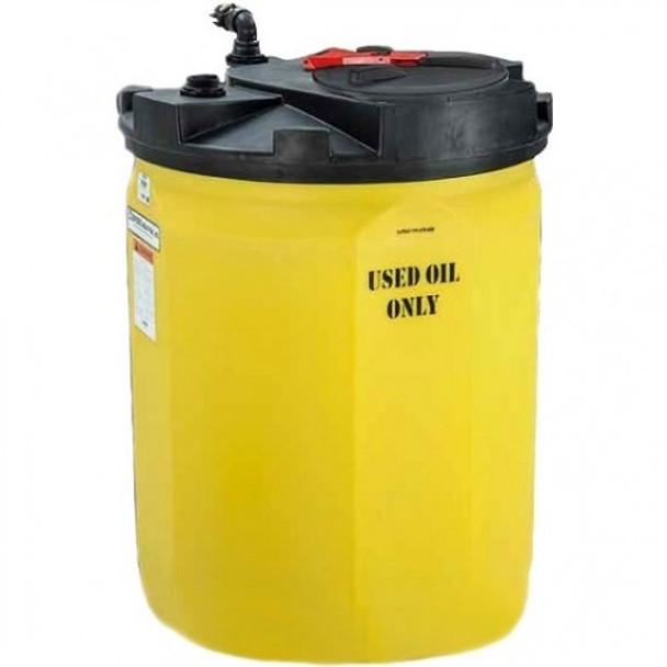 120 Gallon Waste Used Oil Tank   5700102N95703