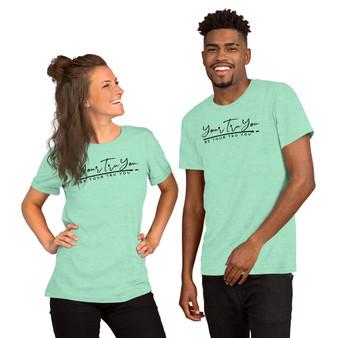 Signature Unisex T-Shirt.