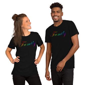 2021 Family Pride Unisex Tee