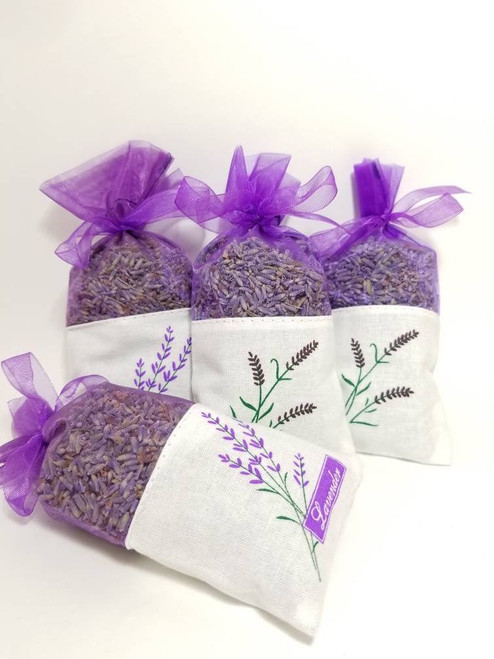 Sachet of Lavender Buds Style varies