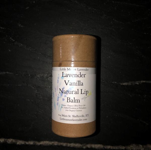 Lavender Vanilla All Natural Lip Balm