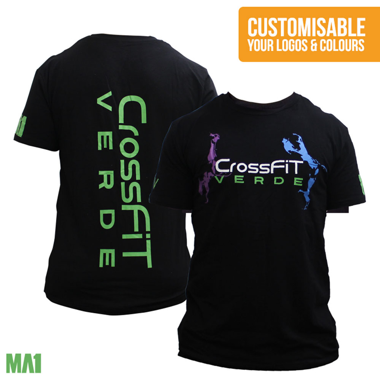Premium Ma1 Cotton Kids Club T Shirt Custom Made Ideal For Club