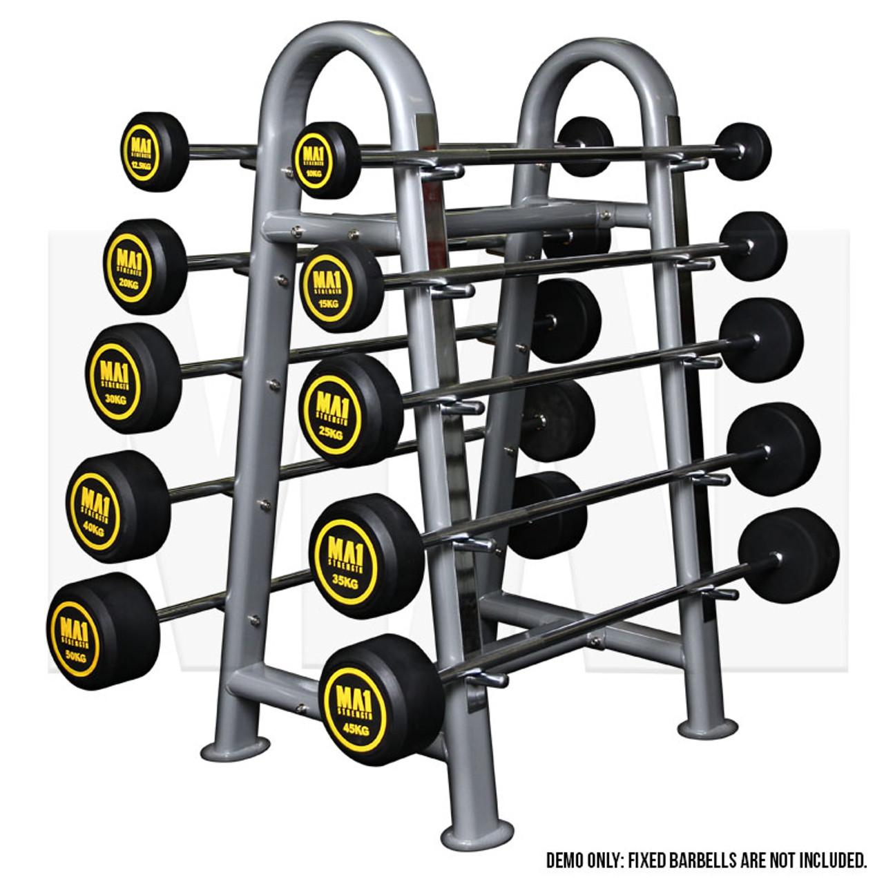 MA1 Elite Barbell Rack