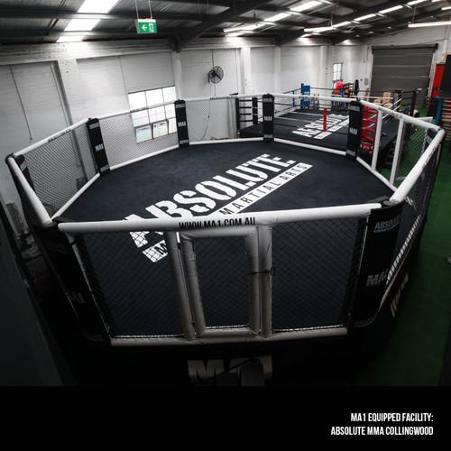 Custom Boxing Ring | MA1 Australia
