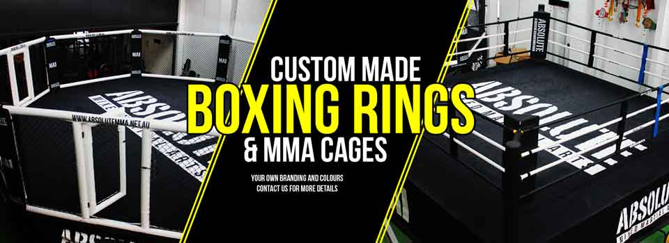 MA1 MMA Cage & Boxing Ring