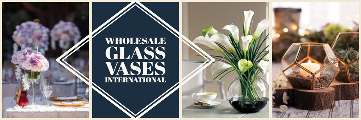 Wholesale Glass Vases Wgv International Ceramic Pots Floral Container And Supplies