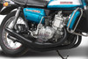 Full Ceramic Coated Expansion Chamber Exhaust System to fit GT750 (1972-1973)