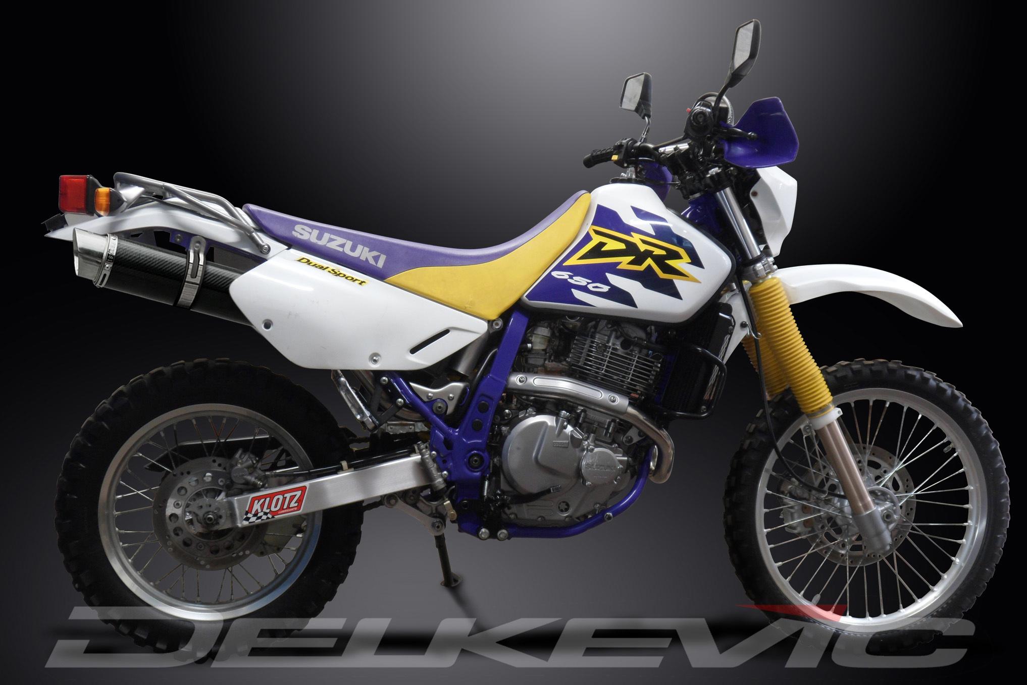 DR650 S & SE