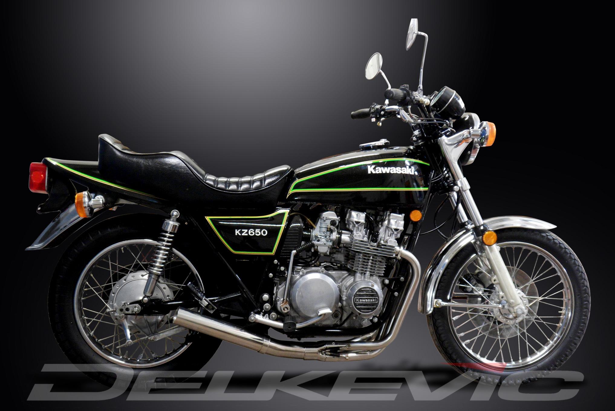 KZ650H 650 CSR