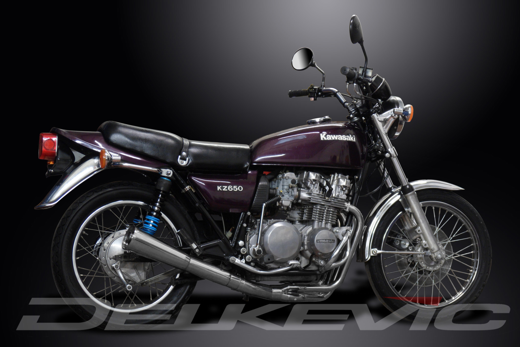 KZ650 B C SR