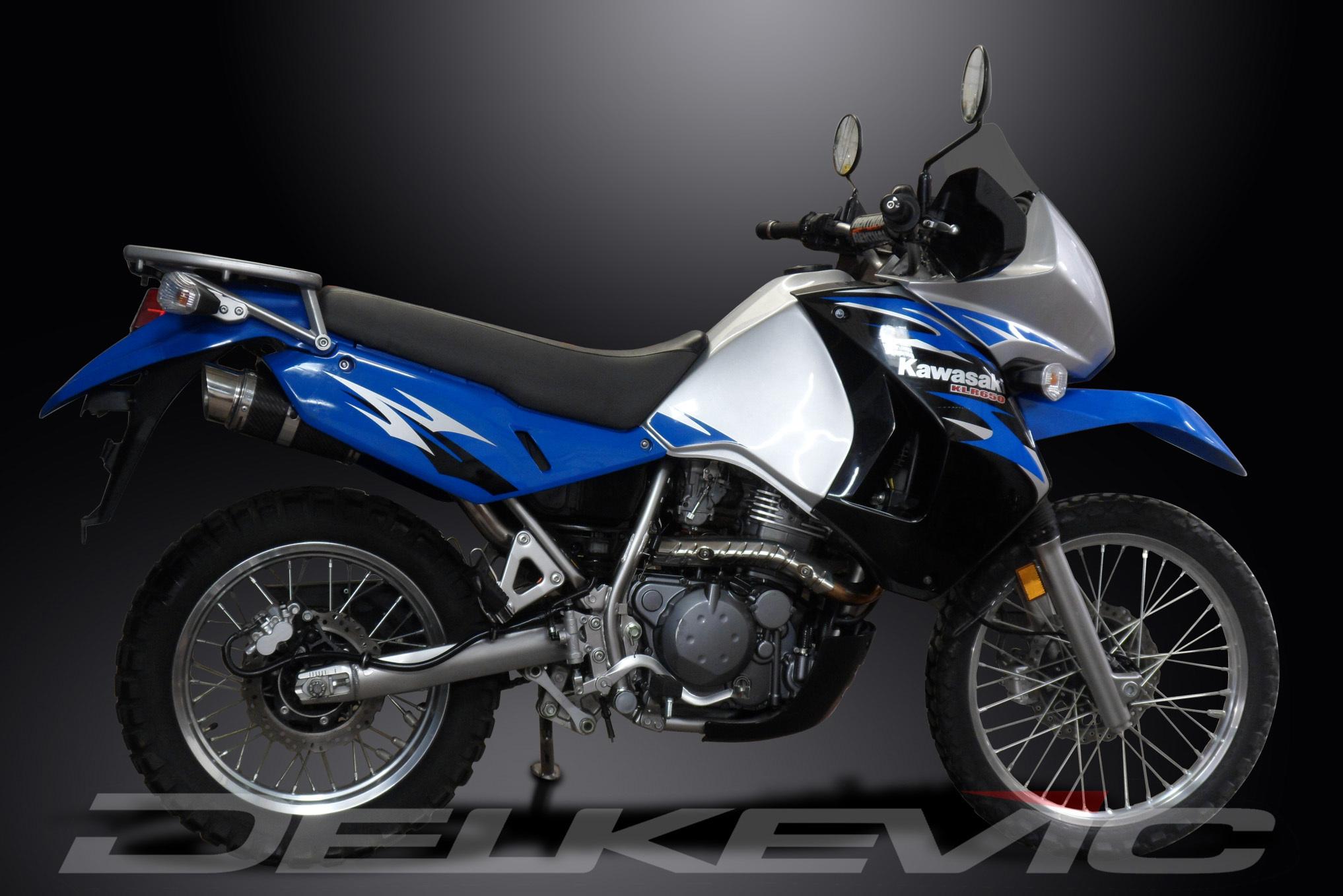 KLR650 A & E